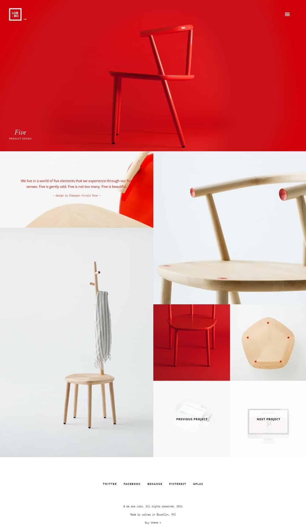 lobo branding wordpress theme