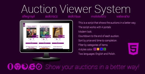 auction viewer system