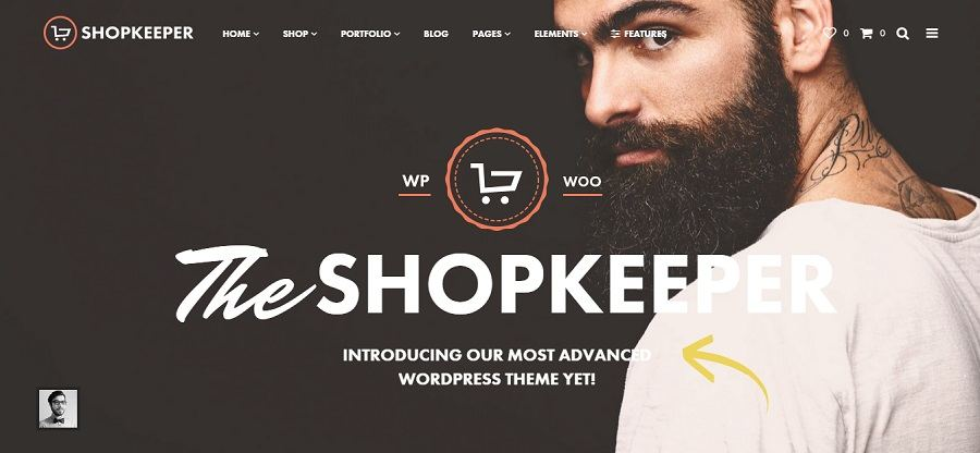 best ecommerce wordpress theme
