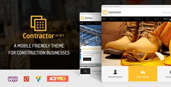 best construction wordpress themes 2018 updated