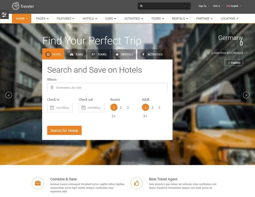 Best Travel Booking Plugin WordPress