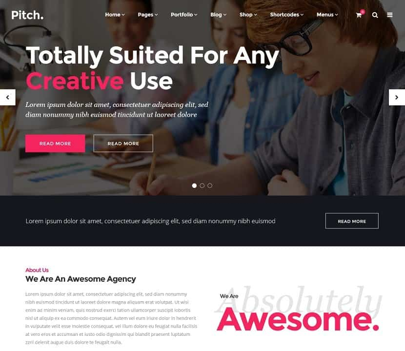 best theme for freelancers and agencies