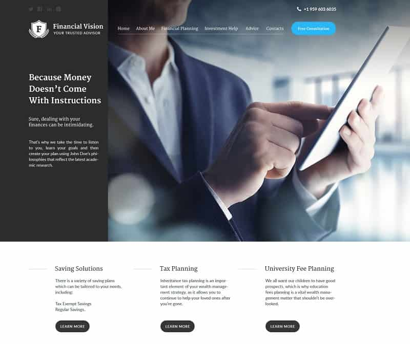 Best Simple WordPress Themes Of UPDATED - Website templates wordpress