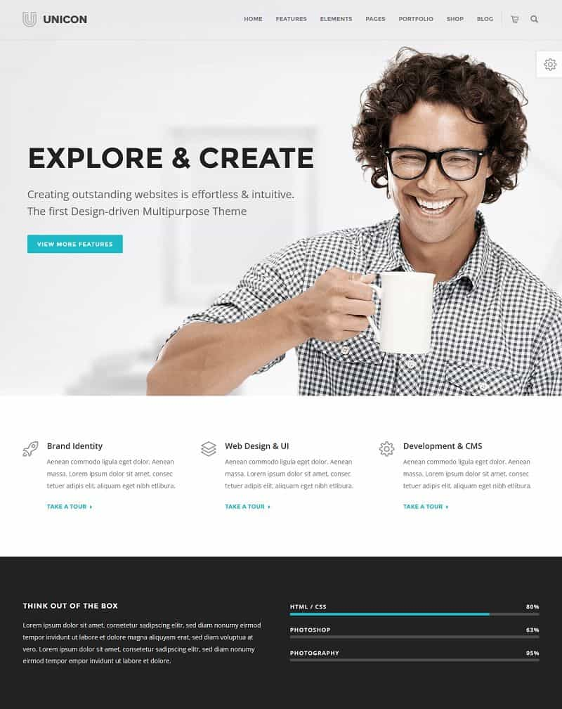 UNICON - WP Theme for Business